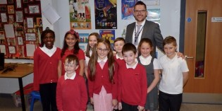 Beeston Primary: aiming to become Outstanding