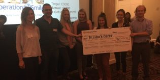 Coastal Challenges raise over £14k for charity
