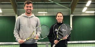 National charity serves up free tennis sessions in Beeston