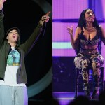 Nicki Minaj Responds Eminem's Gratitude on Instagram