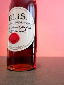Blis Bourbon Barrel Aged Maple Syrup