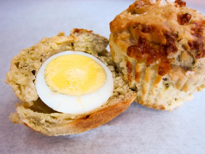 Savory Egg Muffin
