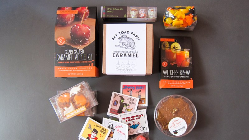 2015's Halloween Treats – Ghoulish Goodies