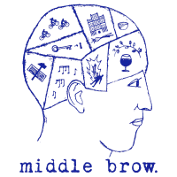 beer by middle brow