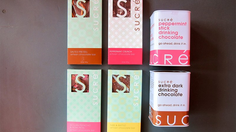Sucré Chocolate – Don't Let It Go Bayou