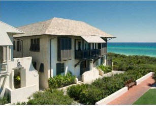 24 Briland Lane in Rosemary Beach is a Gulf Front Home