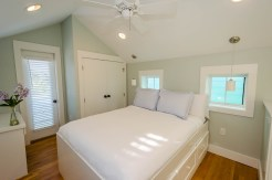Rent out the fully appointed carriage house and live the coastal lifestyle in the main house, or maximize rental income by renting out both residences.