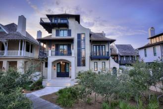 Rosemary Beach Luxury Home