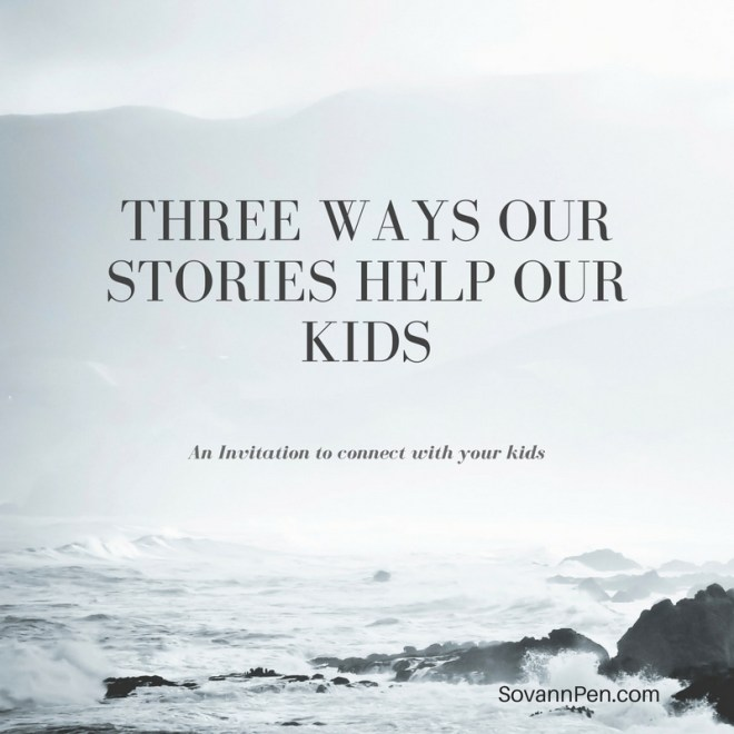 Three ways connect with kids