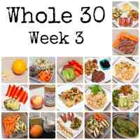 The Whole 30 - Week 3