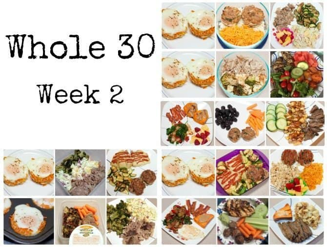 The Whole 30 - Week 2