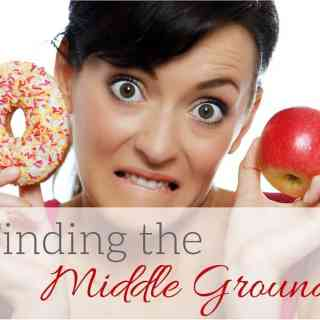 Finding the Middle Ground : So Very Blessed