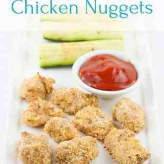 Baked Chicken Nuggets Recipe : So Very Blessed