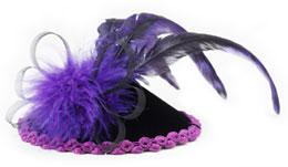 Seattle Plastic Surgeon's party hat.