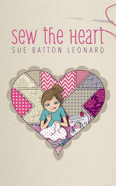 Final Sew the Heart front cover