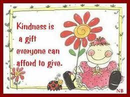 gift of kindness
