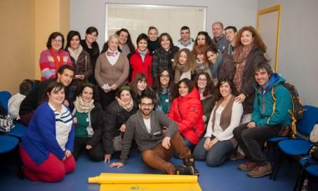 Reunión Voluntarios 05 - Soy Cómplice | FEAPS La Rioja