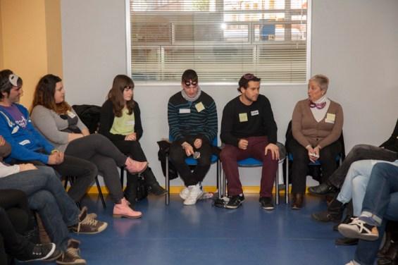 Reunión Voluntarios 01 - Soy Cómplice | FEAPS La Rioja
