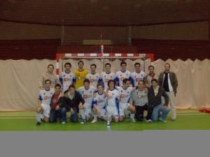 equipe futsal portugal