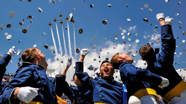 USAFA Graduation AF Photo 150530-F-RB000-001