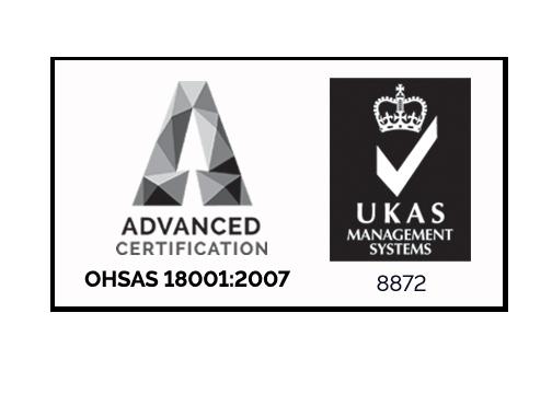OHSAS 18001:2007 UKAS