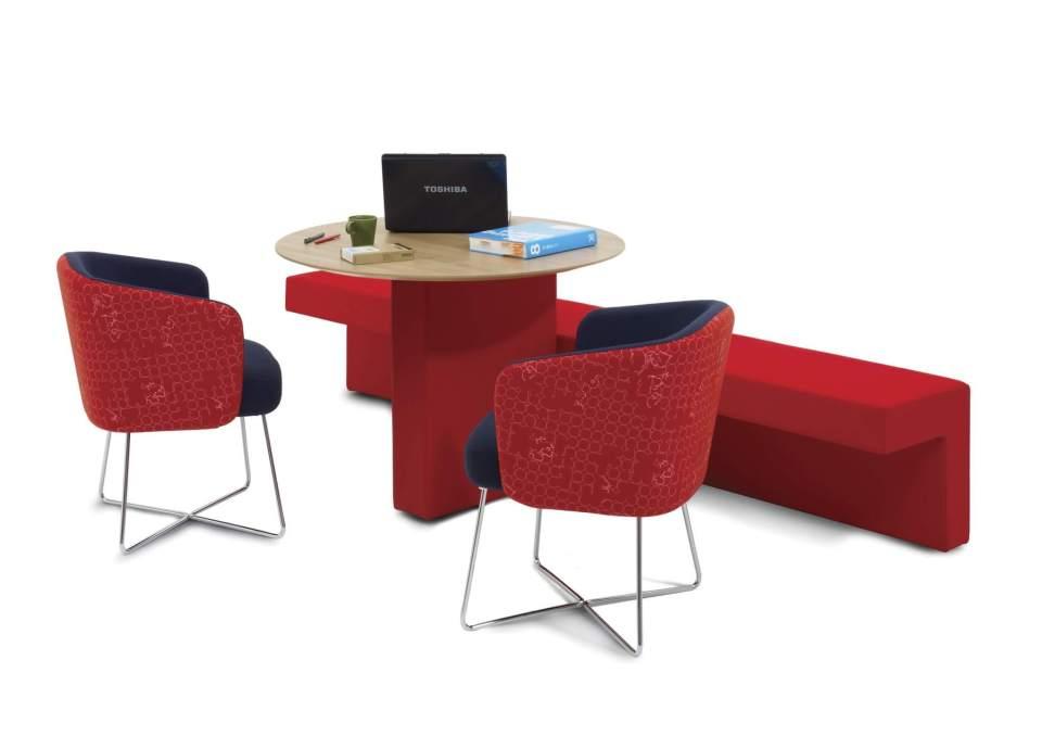 Picture of Orangebox Border Lounge & Reception Seating