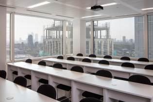 Image of London Training Room refurbishment