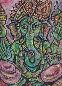 Ganesh, Opener of the Way