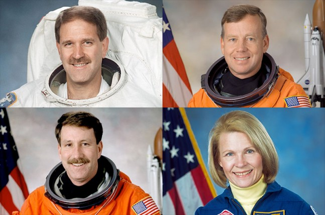 NASA announces 2015 Astronaut Hall of Fame inductees
