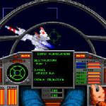 A screenshot of Wing Commander 2, now only $5.99 at GoG!