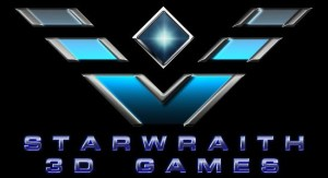 Star Wraith 3D Games Logo