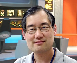 Michael Okuda - Star Trek and NASA Designer