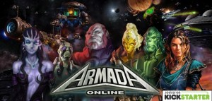 Armada Online Logo