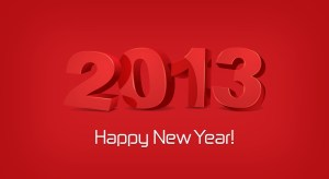 Happy 2013