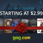 GOG Holiday Sale