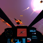 Enemy Starfighter Podcast Screenshot