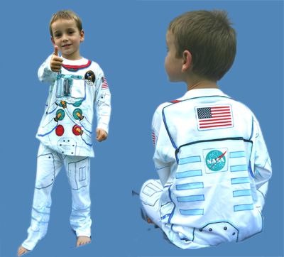 spacekids - space toys, dressing up costumes, kids spacesuits, astronaut food, cool space stuff!