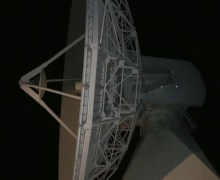 ESA Tracking Station in Perth (Credits: ESA).