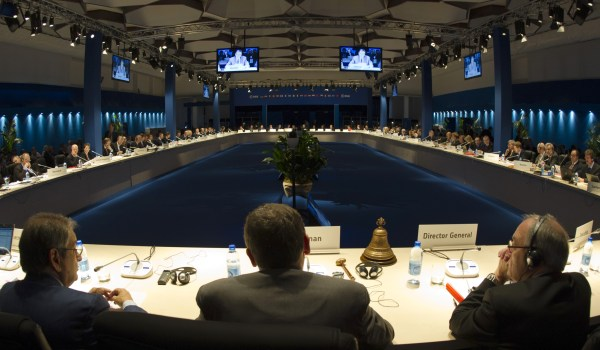 ESA's 2012 Ministerial Council at Naples (Credits: ESA/S. Corvaja).