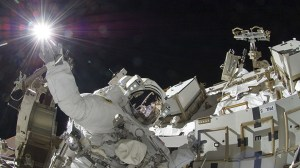 DIM could be used to protect astronauts during space travel (Credits: NASA)