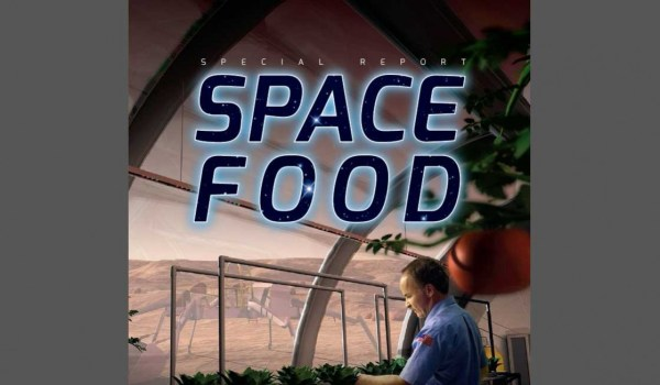 Space Food Cover