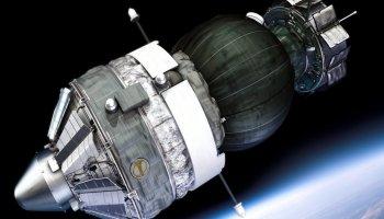 Russian Foton M family Space Capsule