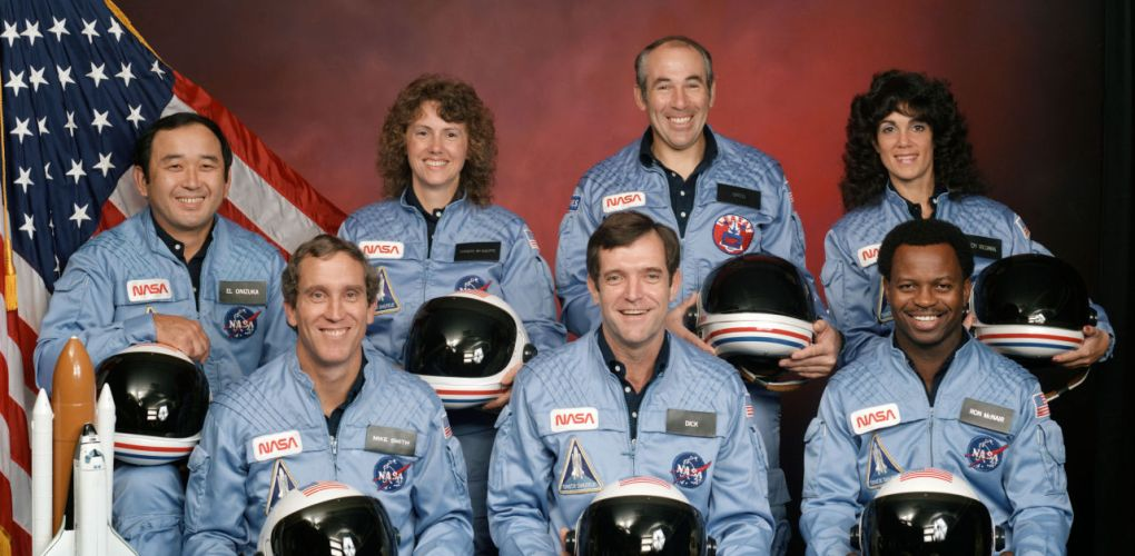 space shuttle challenger crew - photo #2