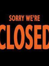 TUESDAY 26th DECEMBER- BOXING DAY – SORRY WE ARE CLOSED