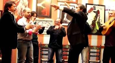 Flamenco en Andalucía: Pepe Torres