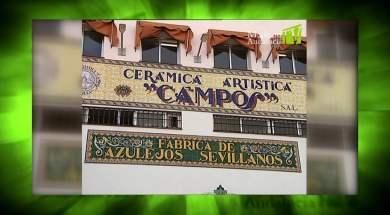 Made in Andalucía TV presenta la técnica del azulejo a la cuerda seca