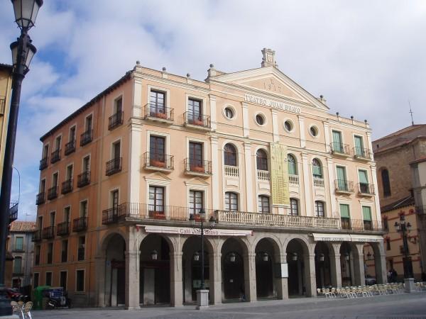 Teatro Juan Bravo (Segovia)