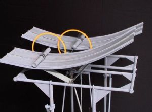 110 x 60 x 50 cm, hout, metaal, plastic, electronica, 2006