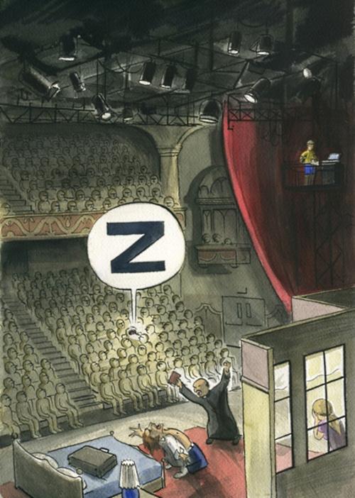 Zzz by Alex Fellows