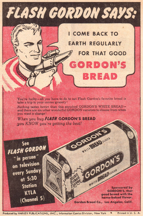 GORDON BREAD PRESENTS FLASH GORDON 16 bc resize